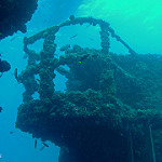 Scuba Diving the HMAS Brisbane