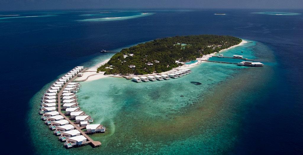 Amilla Fushi Resort, Baa-Atoll, Maldives