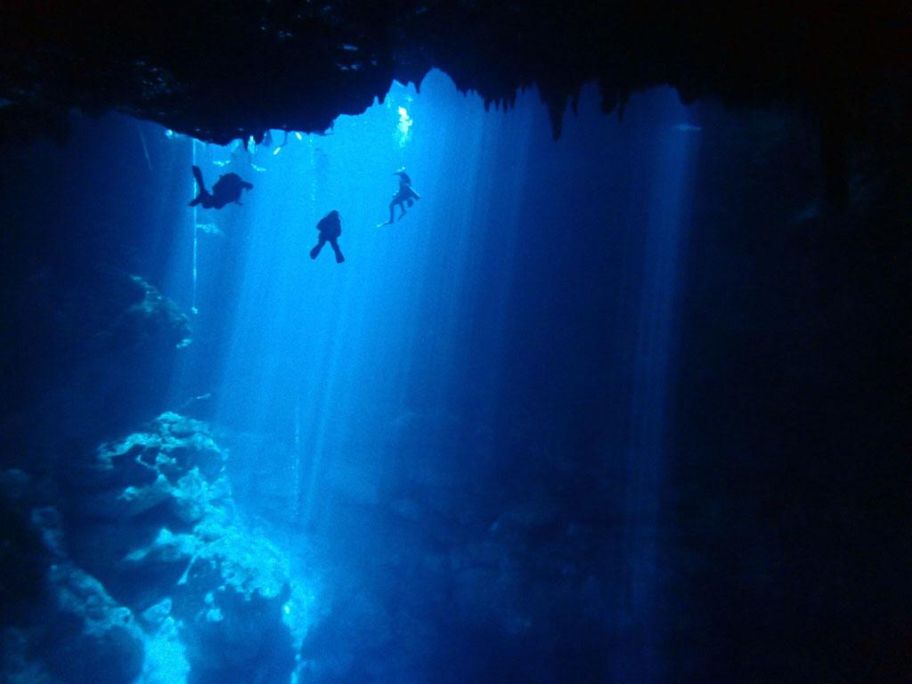 Cenote El Pit Scuba Diving Buceo