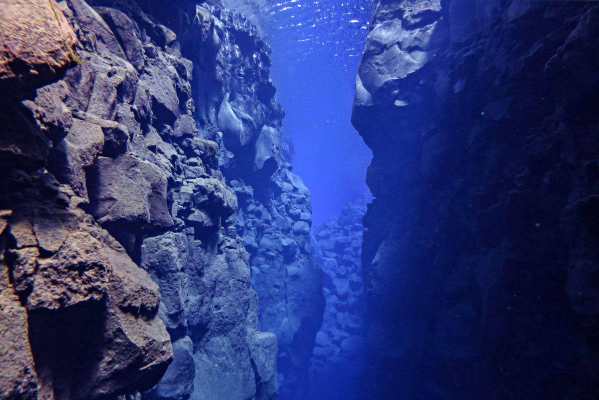 Silfra Fissure Scuba Diving