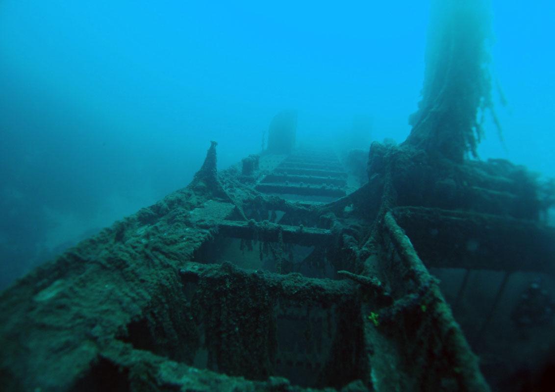 Lina Shipwreck