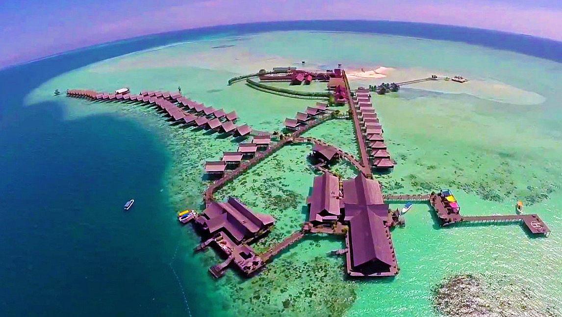 Kapalai dive resort scuba diving reviews - Kapalai sipadan dive resort ...